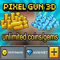 App Unlimited Gems For Pixel Gun 3D Prank APK for Kindle
