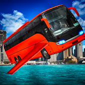 Futuristic Flying Bus Shooting APK for Lenovo