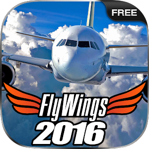 Flight Simulator 2016 FlyWings