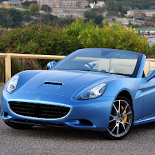 Themes Ferrari California