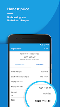 Traveloka Book Flight & Hotel APK screenshot thumbnail 3