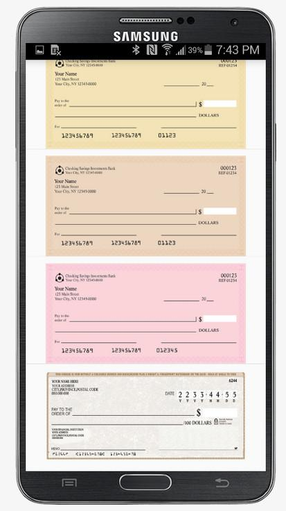 Fake Bank Check/Cheque Pro Screenshot 6