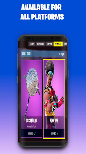 Free Skins Battle Royale - Daily New Skins Free For PC