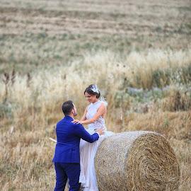 wedding, by Ilias Zaxaroplastis - Wedding Bride & Groom ( wedding )