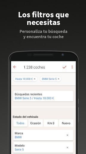 Coches.net - Compraventa de Coches de Ocasión screenshot 5