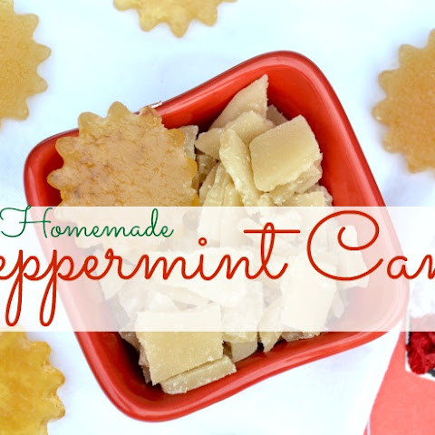 Homemade Peppermint Candy