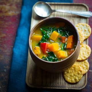 Autumn Harvest Vegetable Soup Recipes