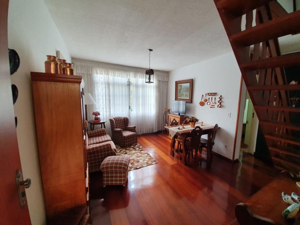 Apartamento Duplex com 4 dormitórios à venda, 91 m²  - Catarcione - Nova Friburgo/RJ