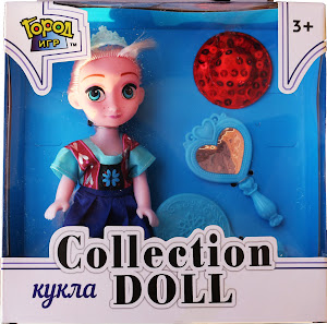 "Кукла ""Collection Doll"" - Элис Набор"