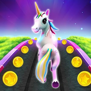 Unicorn Runner 2019 - Running Game For PC (Windows & MAC)