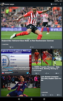 Screenshot of 90min - Live Soccer News App