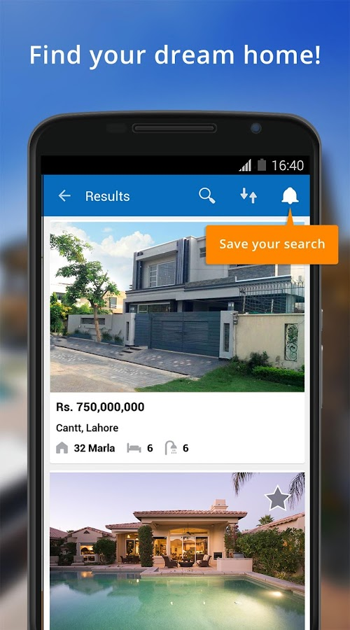 Lamudi Real Estate App Screenshot 0