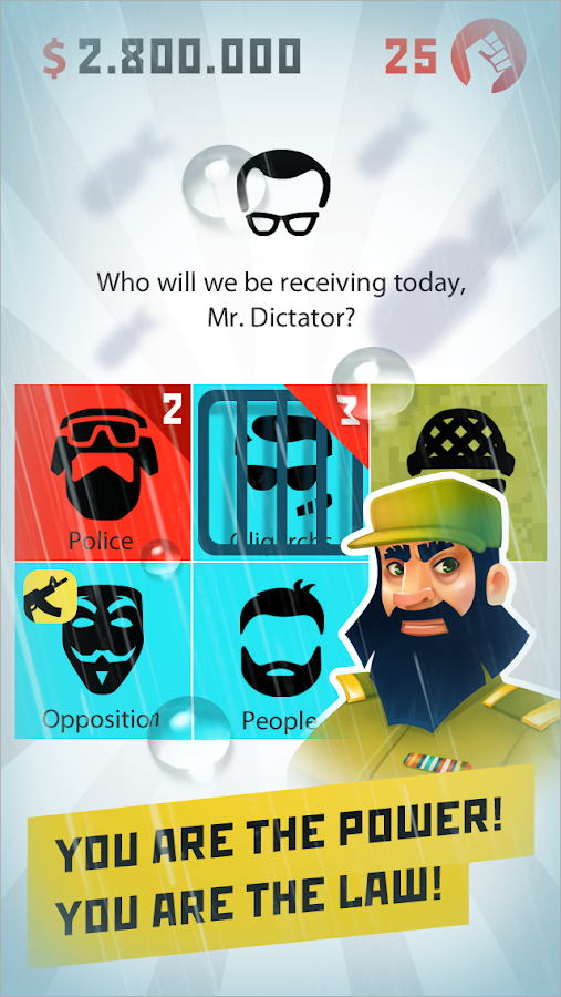 Dictator: Revolt Screenshot 1