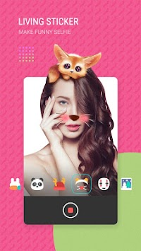 POLA Camera - Beauty Selfie, Clone Camera& Collage APK screenshot thumbnail 1