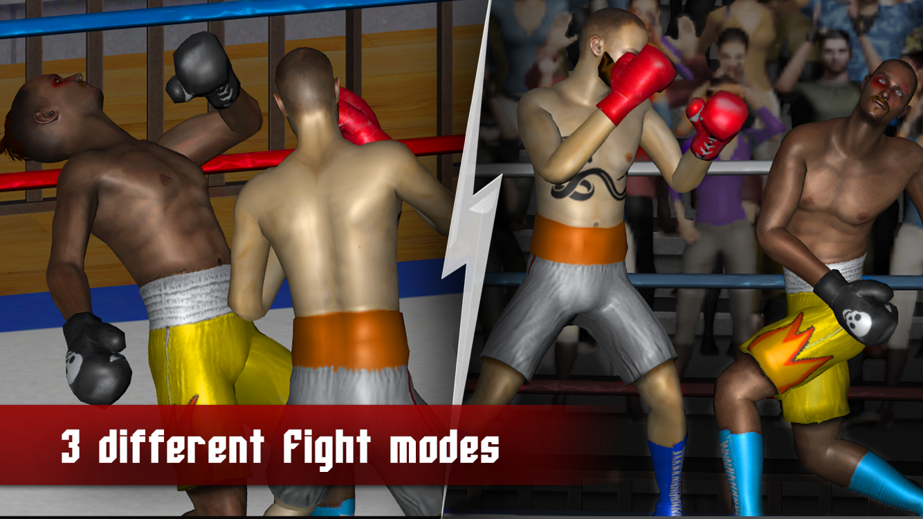 Play Boxing Games 2016 Screenshot 5