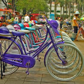 by David Kusnadi - Transportation Bicycles