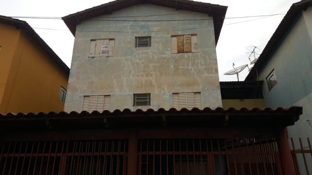 Apartamento para alugar, 50 m² por R$ 400,00/mês - Serra Dourada - Uberaba/MG