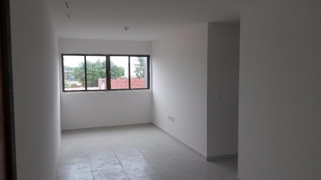 Apartamento com 2 dormitórios à venda, 67 m² por R$ 190.000 - Poço - Cabedelo/PB
