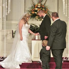 by Terry Linton - Wedding Ceremony
