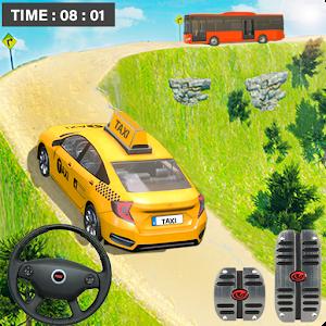 Grand Taxi Simulator : Modern Taxi Games 2020 Online PC (Windows / MAC)