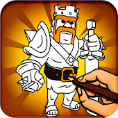 Coloring Book for Clash Clans