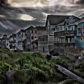 by Cheryl Hudnall Kincaid - Digital Art Places