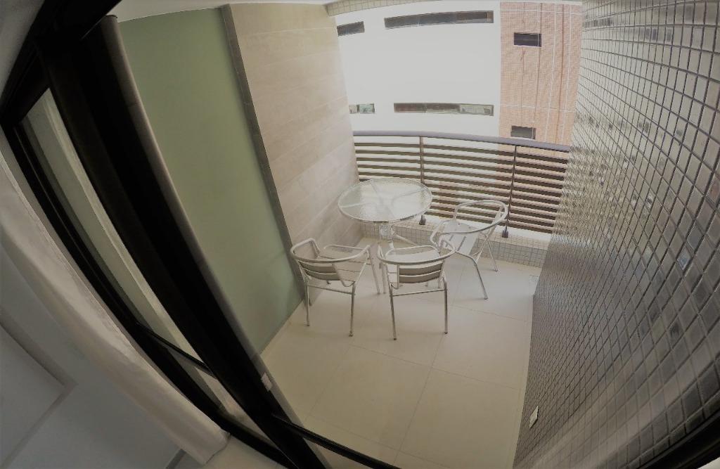 Flat residencial à venda, Tambaú, João Pessoa.