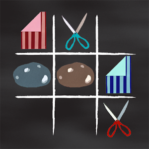 RPSTTT - Rock Paper Scissors x Tic Tac Toe For PC / Windows 7/8/10 / Mac – Free Download