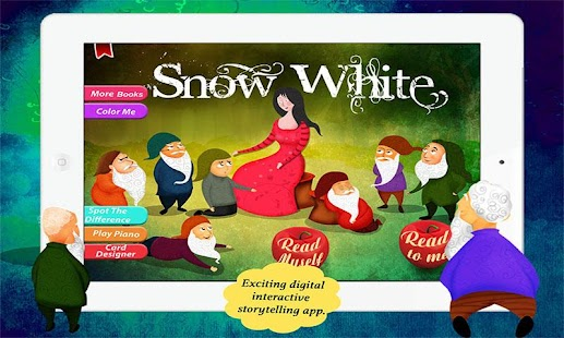Snow White - screenshot