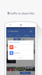 ShareCloud - Share By 1-Click Apk Download Free for PC, smart TV
