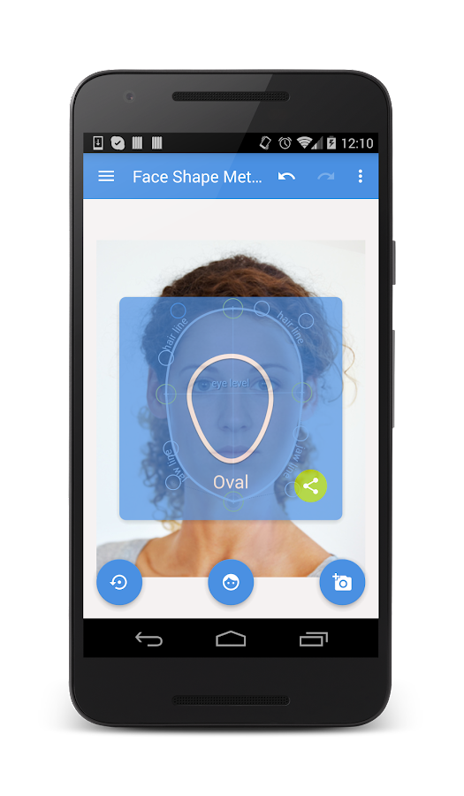 My Face Shape Meter Screenshot 5