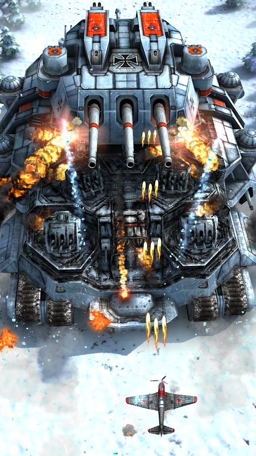 AirAttack 2 Screenshot 1
