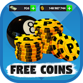 App Free 8ball pool coins APK for Kindle