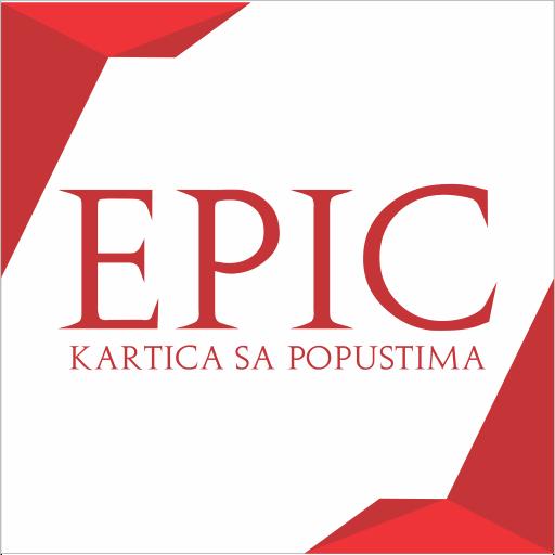Android aplikacija Epic card