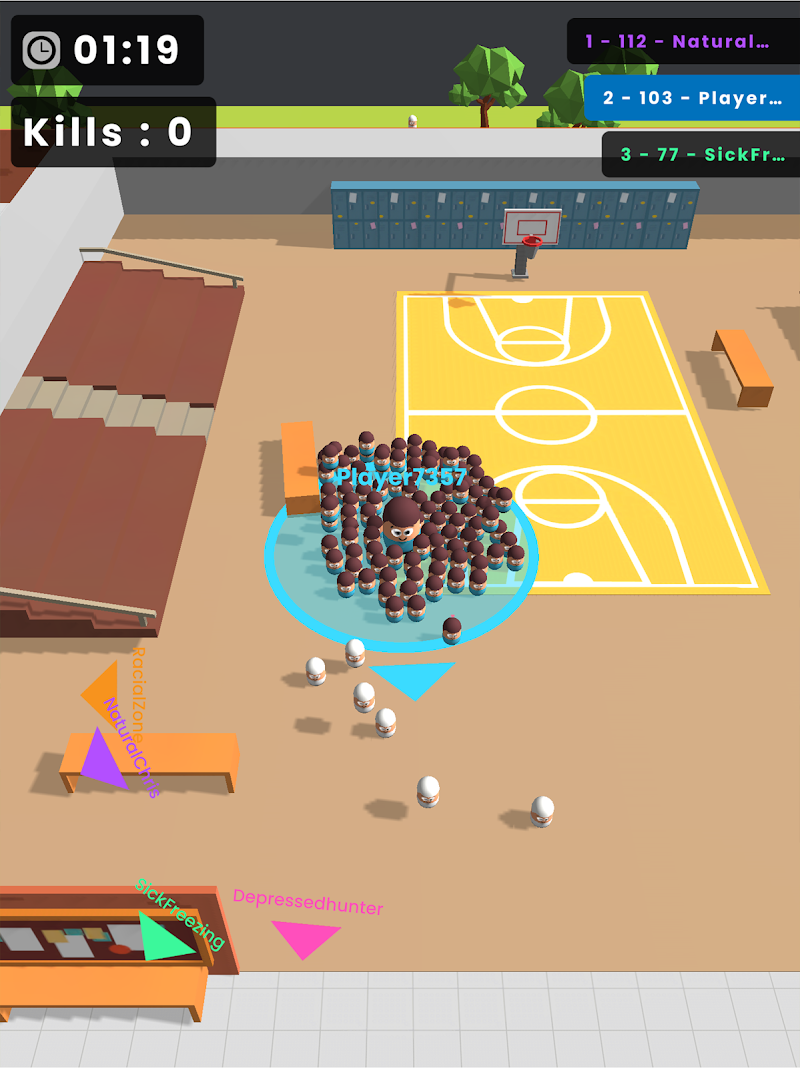 Popular Wars Screenshot 10