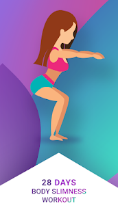 BetterMe: Workout Fitness app screenshot for Android