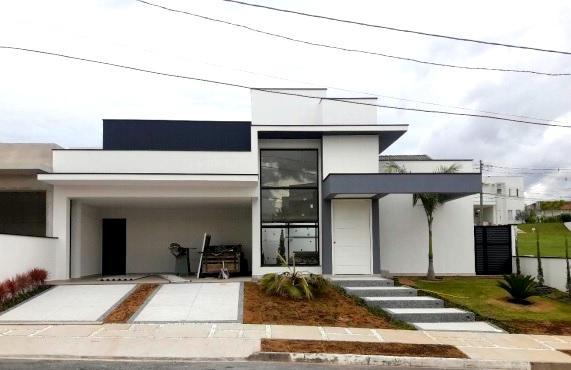 Casa residencial à venda, Condomínio Parque Esplanada, Votorantim.