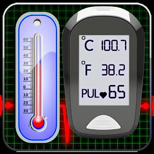 Body Temperature : Fever Diary Online PC (Windows / MAC)