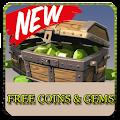 Free Gems Clash royale Simulator ll APK for Windows 8