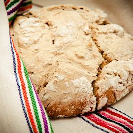 Sourdough Bread by Paul Padurariu - Food & Drink Cooking & Baking ( sourdough, food, bread, popular, traditional, romania, maia, people )
