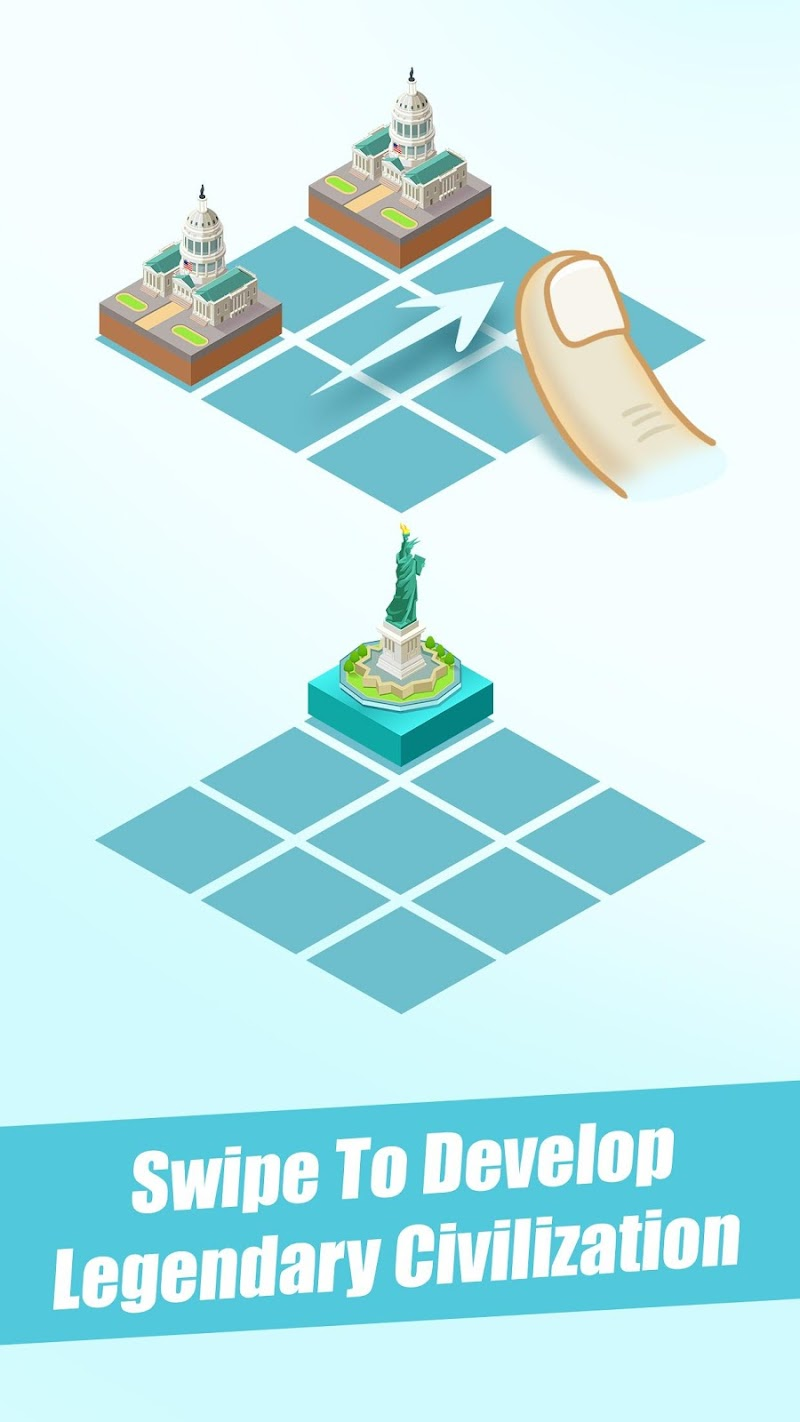 World Creator - 2048 Puzzle & Battle Screenshot 9