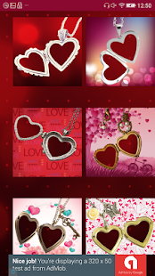 Love Locket Photo Frame - screenshot