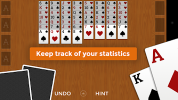 Screenshot of FreeCell Classic