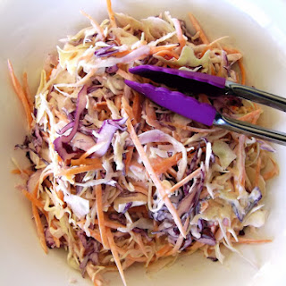Garlic Dressing Coleslaw Recipes