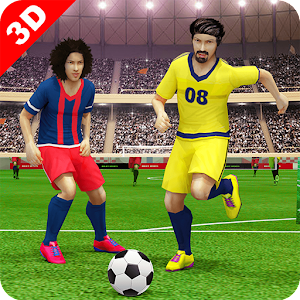 Soccer Leagues Mega Challenge 2018: Football Kings the best app – Try on PC Now
