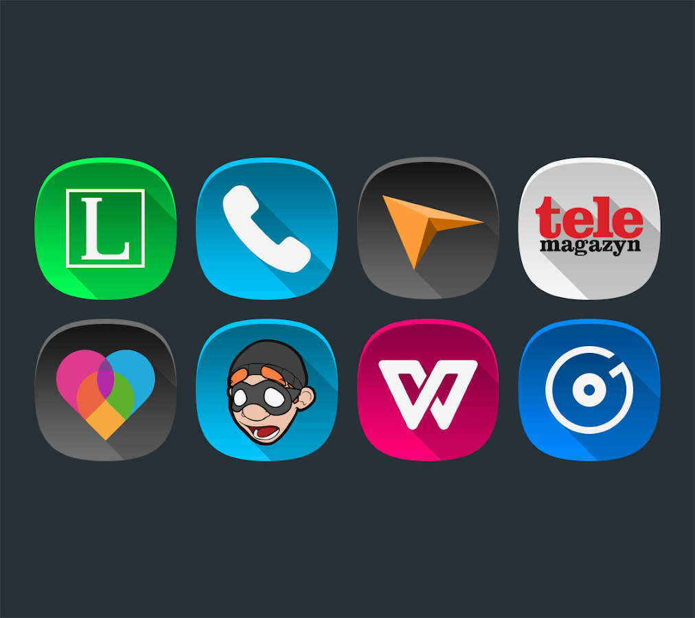 Annabelle UI - Icon Pack Screenshot 6
