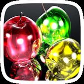 Free Crystal Apple Theme APK for Windows 8