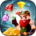 Game Ultimate Gold Rush: Match 3 APK for Kindle