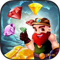 Ultimate Gold Rush: Match 3 For PC (Windows And Mac)