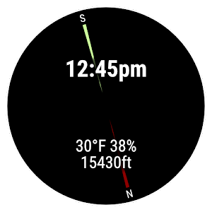 Altitudial Compass Watch Face For PC / Windows 7/8/10 / Mac – Free Download
